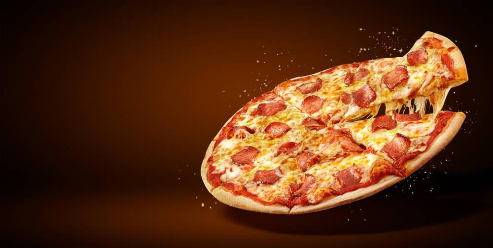 Disfruta de la pizza perfecta