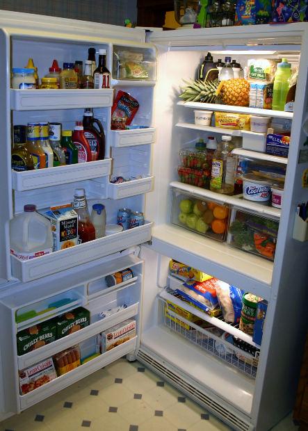 La conservación de los alimentos