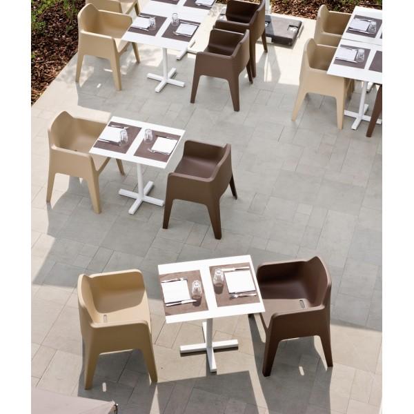 Sillas y mesas ideales para un restaurante