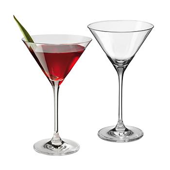 Cada bebida en su vaso perfecto