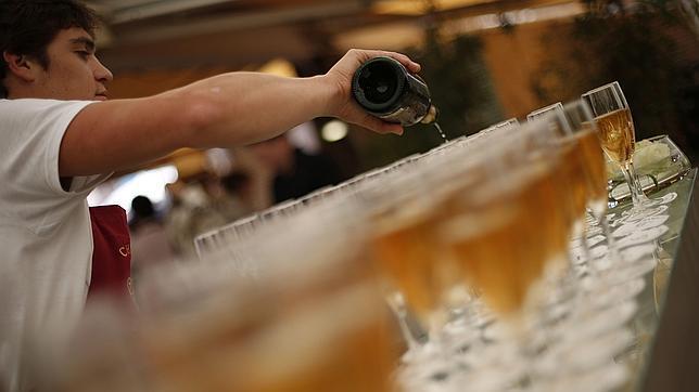 La logística de un bar