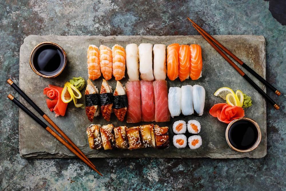 Sushi. Una Apuesta Innovadora como Aperitivo de Bodas