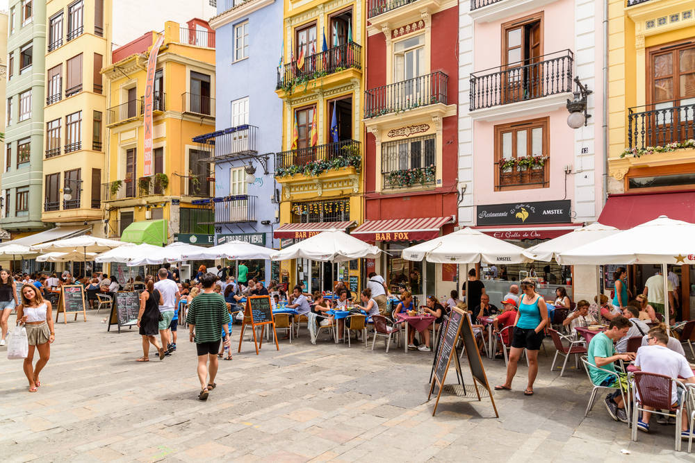 Bares y restaurantes, ¿cuántas terrazas cumplen con la normativa?