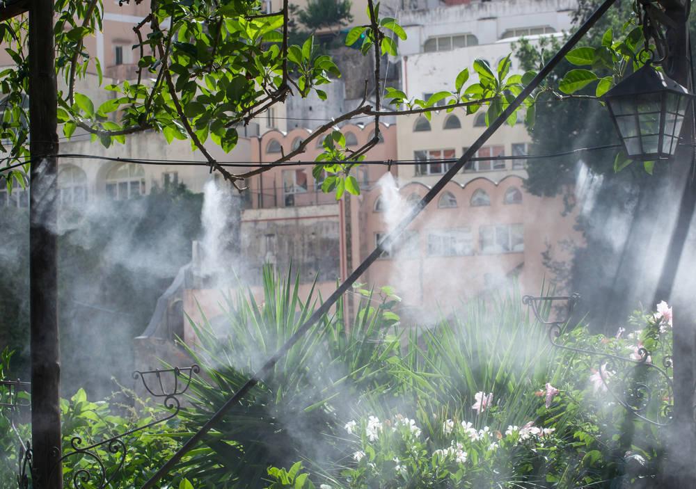 Sistemas de nebulización