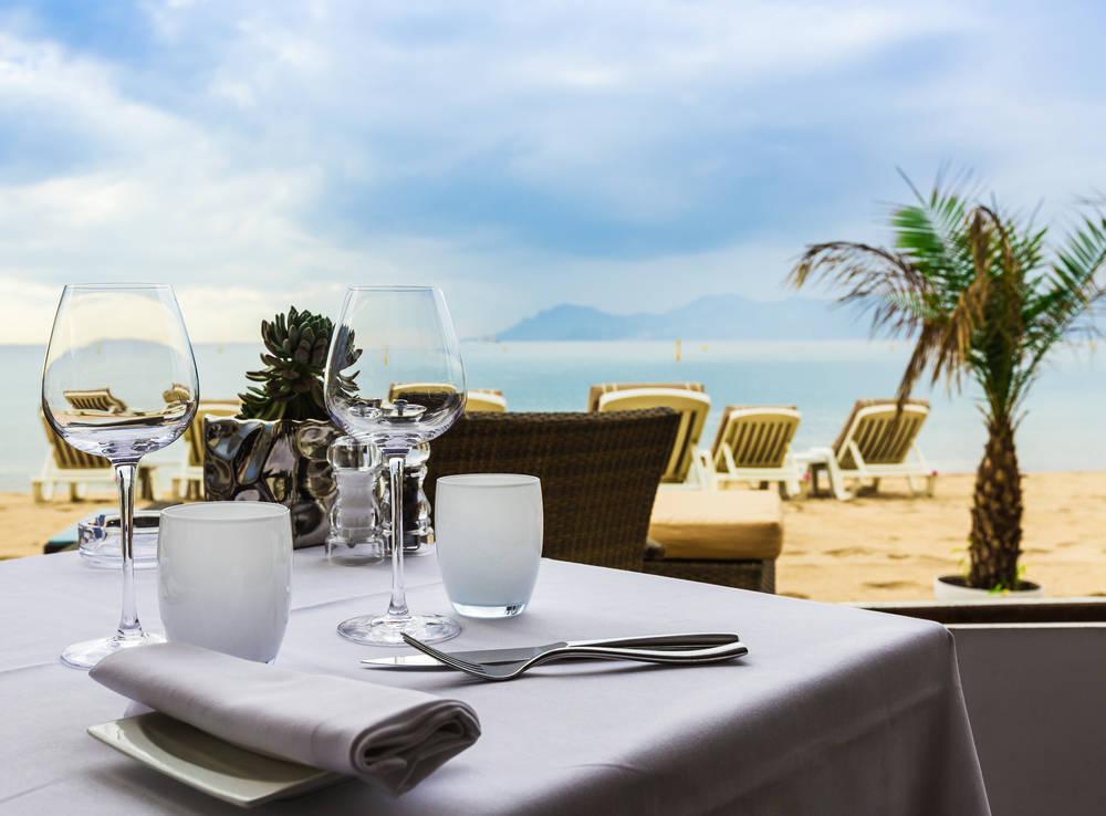Restaurantes de Playa